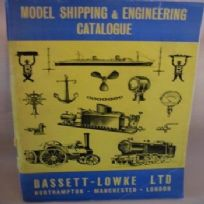 Bassett-Lowke Model Shipping & Engineering Catalogue